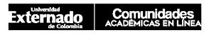 UEC Comunidades académicas en línea