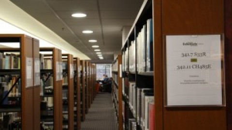 Nuevos espacios y servicios de la biblioteca para la comunidad externadista