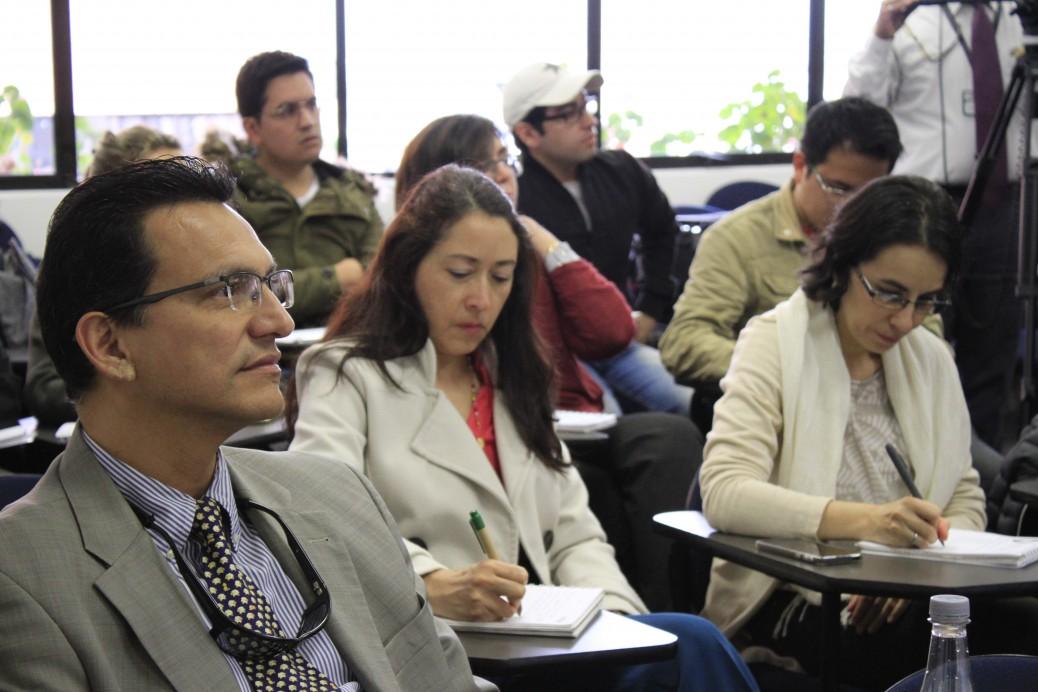 Cortesía de la Oficina de Comunicaciones de la Universidad Externado de Colombia.