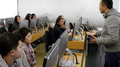 Momentos de la tutoría virtual