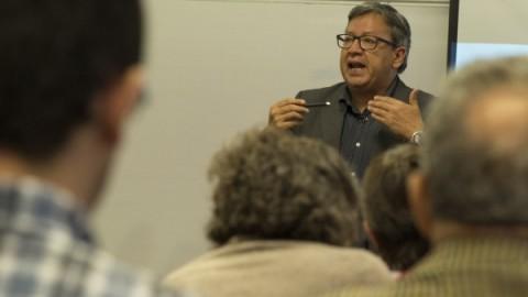 """Así transcurrió la conferencia sobre """"Tendencias y retos de la educación superior y las TIC"""""""